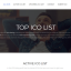 Top ICO List Launches New Design, Improves Discovery Process